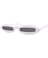 tofu white sunglasses