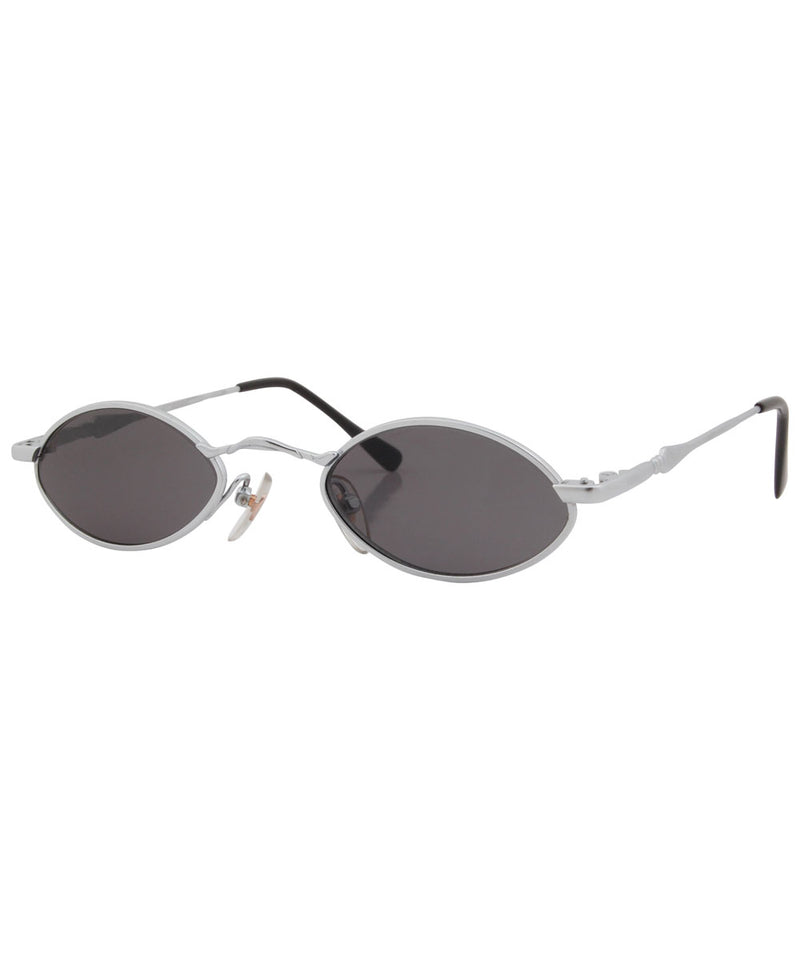toggle silver sunglasses