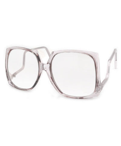 toots crystal clear sunglasses