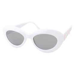 toyland white sunglasses