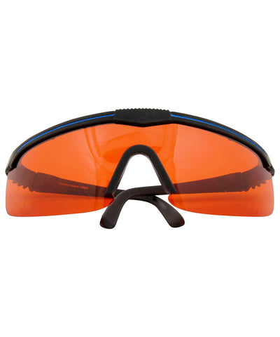 tracer black blue sunglasses