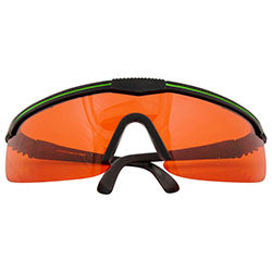 tracer black green sunglasses