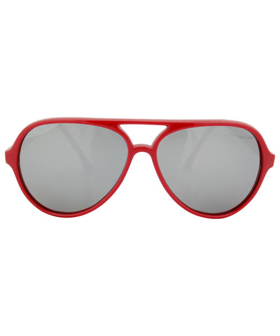 tradio red sunglasses