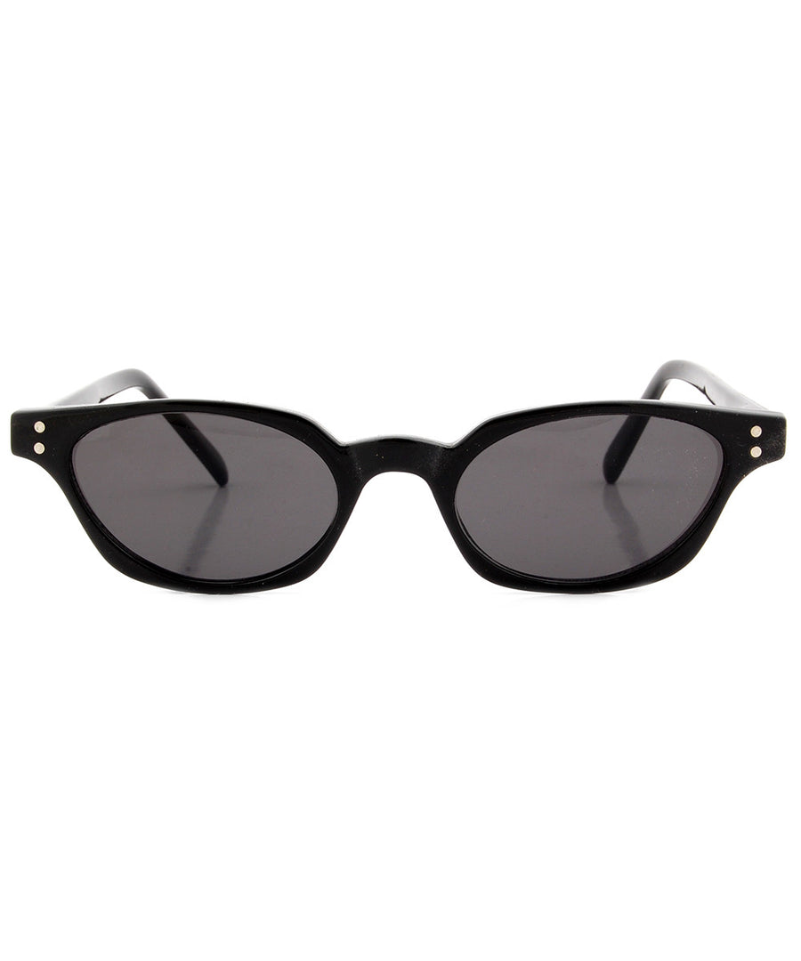 trains black sunglasses