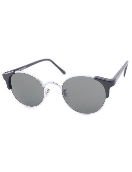 tribeca silver sunglasses