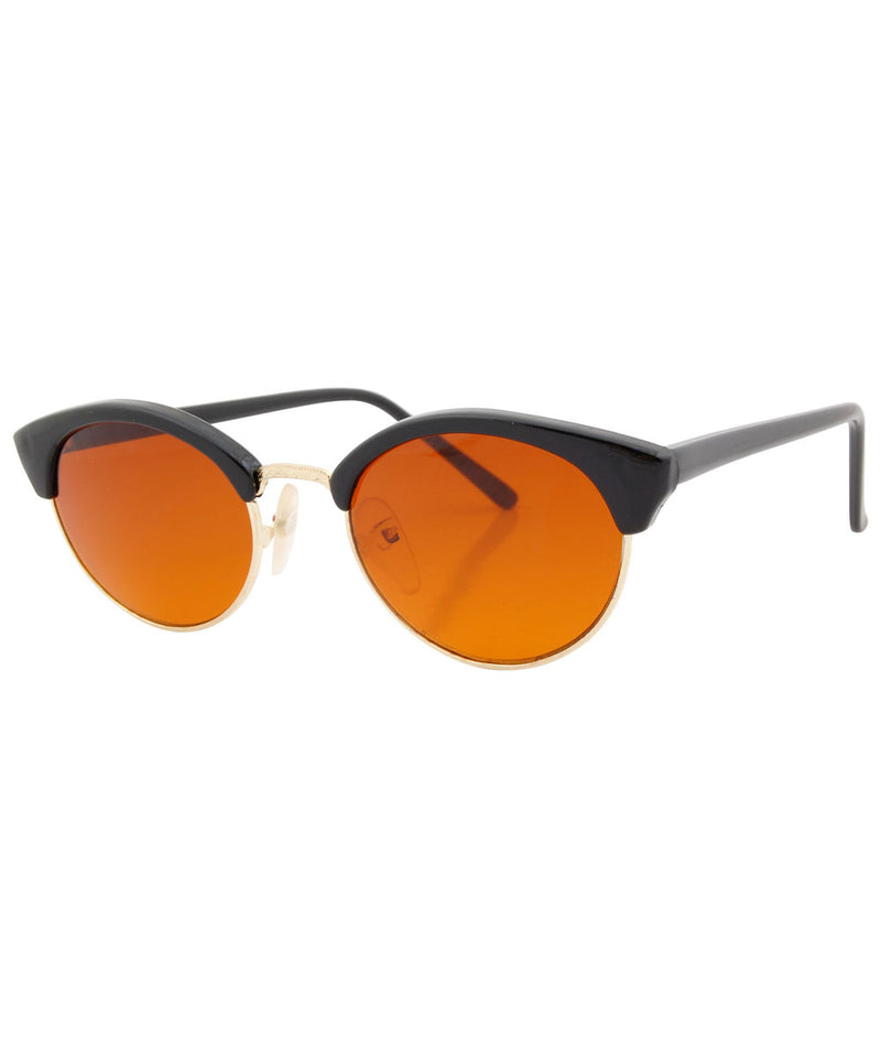 twinge black sunglasses