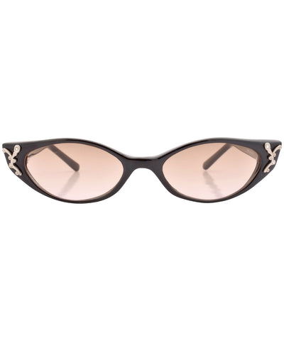 twist amber sunglasses