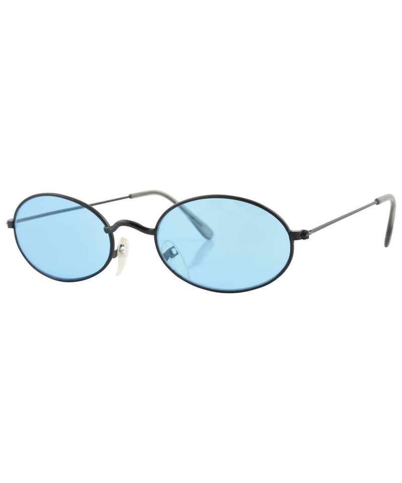 upgrade black blue sunglasses