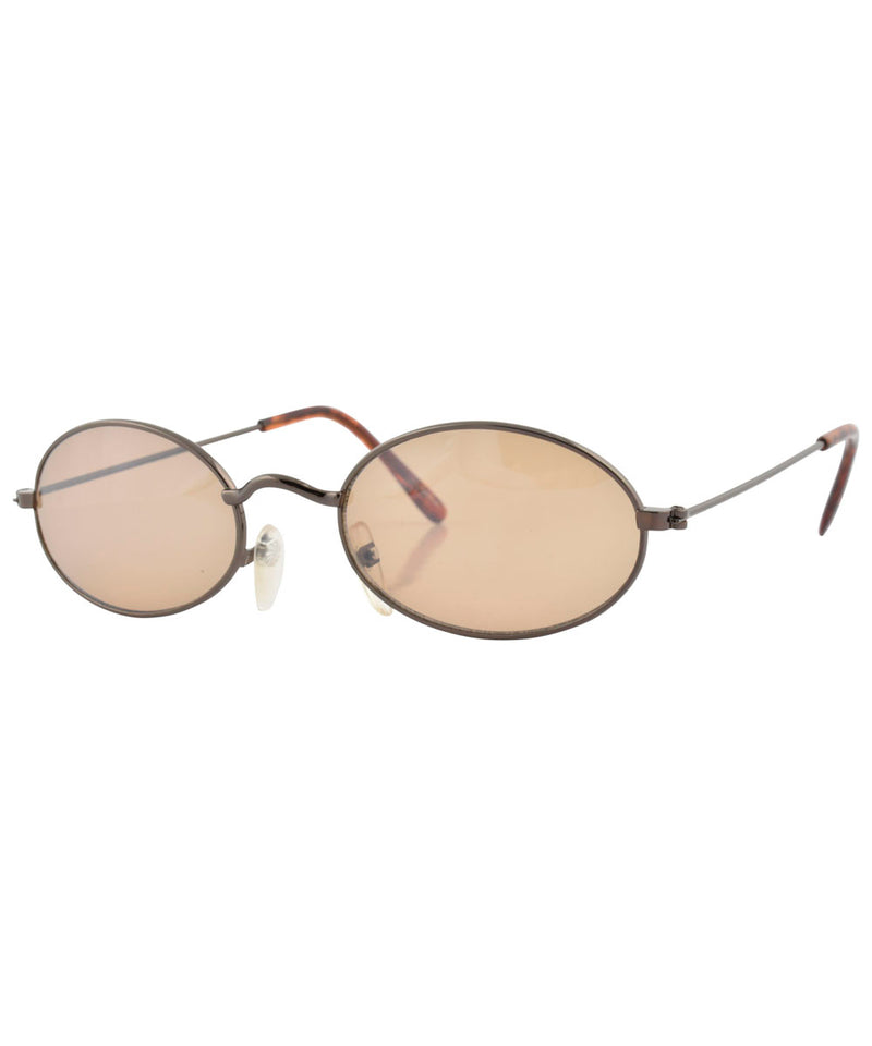 upgrade copper brown sunglasses