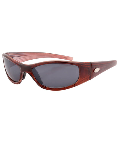 urgent brown sunglasses
