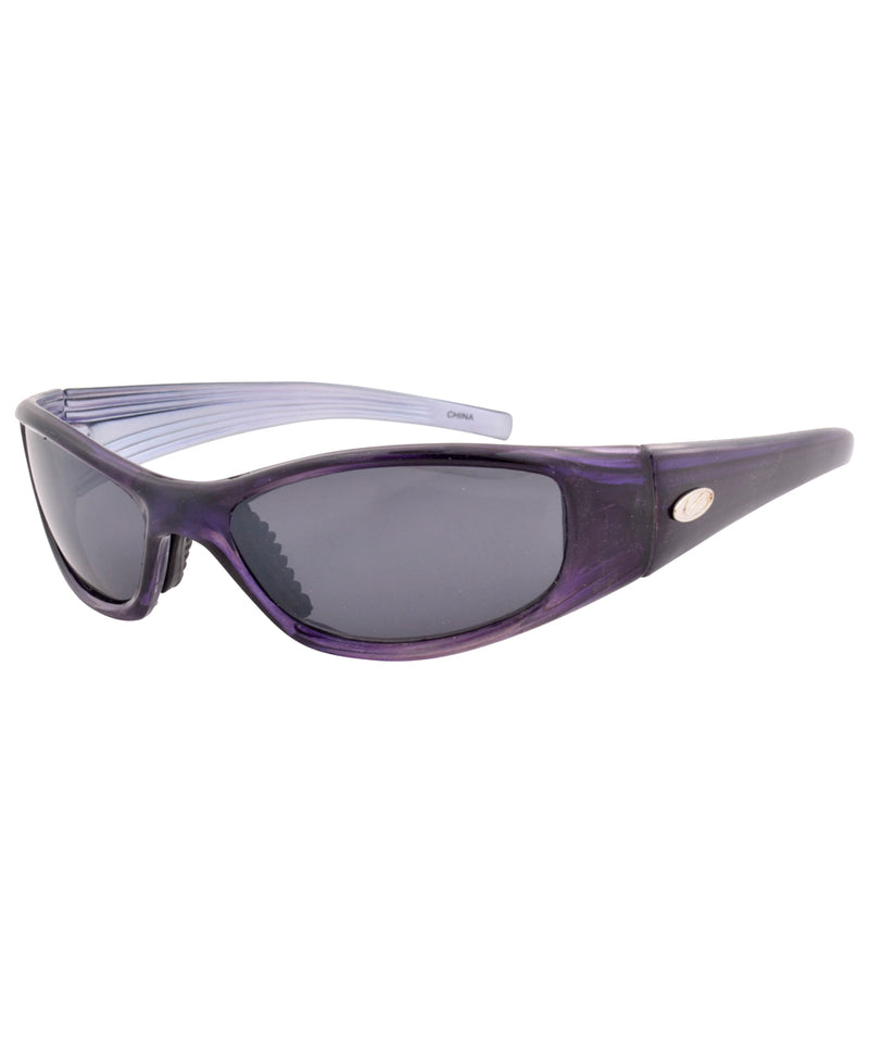 urgent purple sunglasses