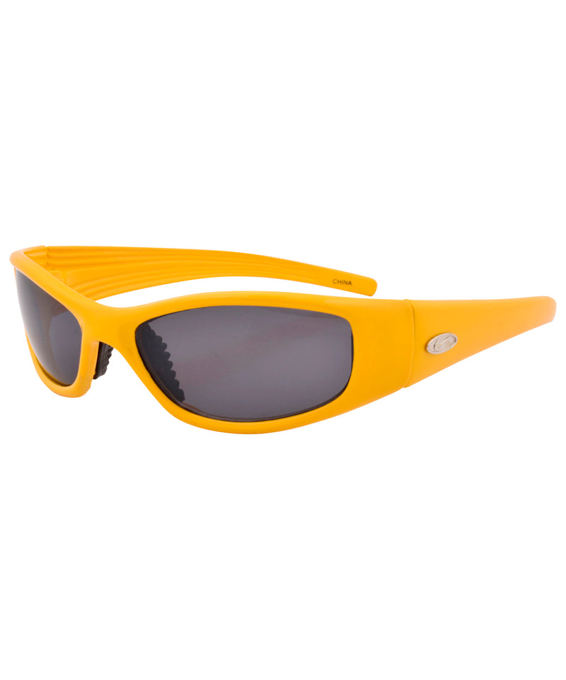 urgent yellow sunglasses