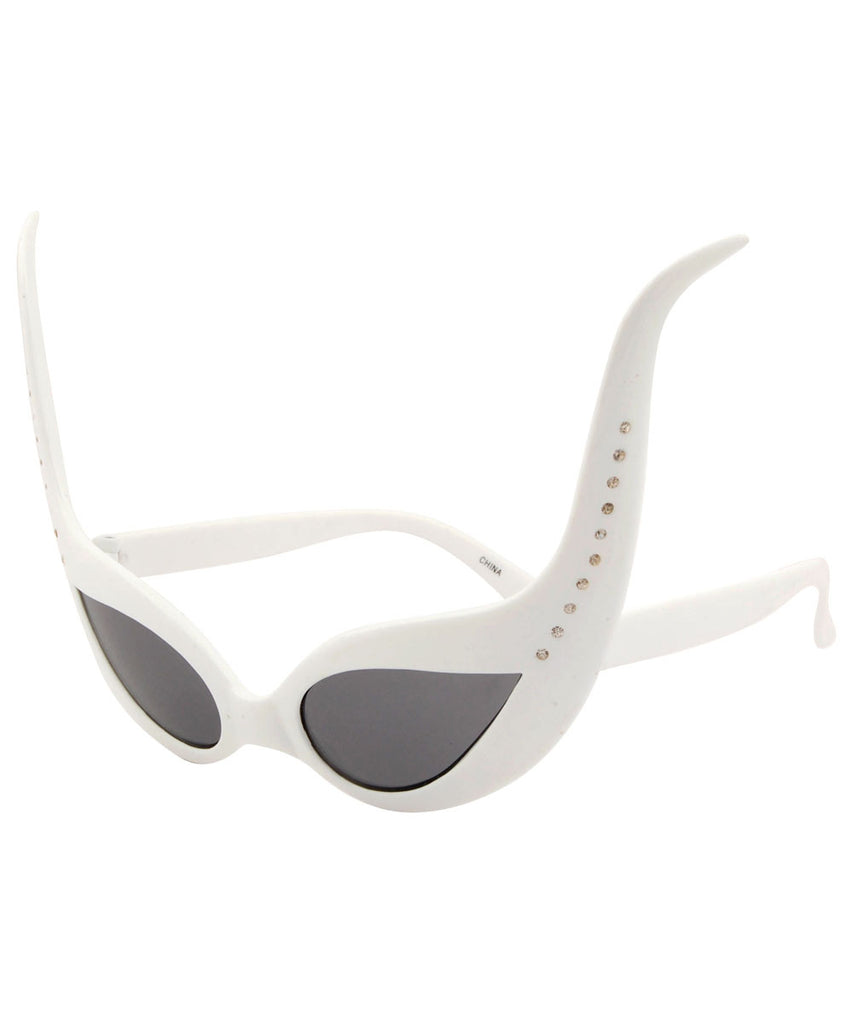 ursula white sd sunglasses