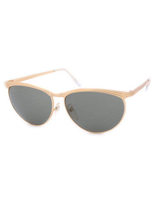 vanessa gold sunglasses