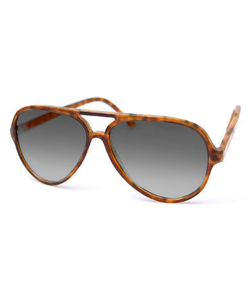 vaughn tortoise sunglasses