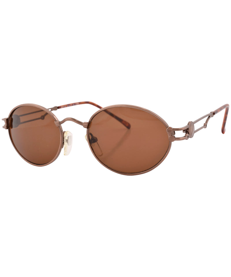 vault copper sunglasses