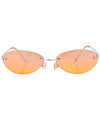 vela orange sunglasses