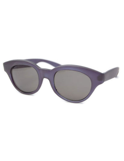 venus frosted blue sunglasses