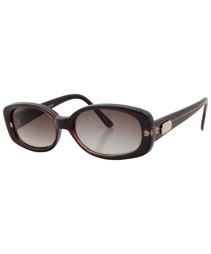 vista maroon sunglasses