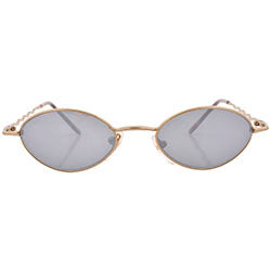 vittles brass sunglasses