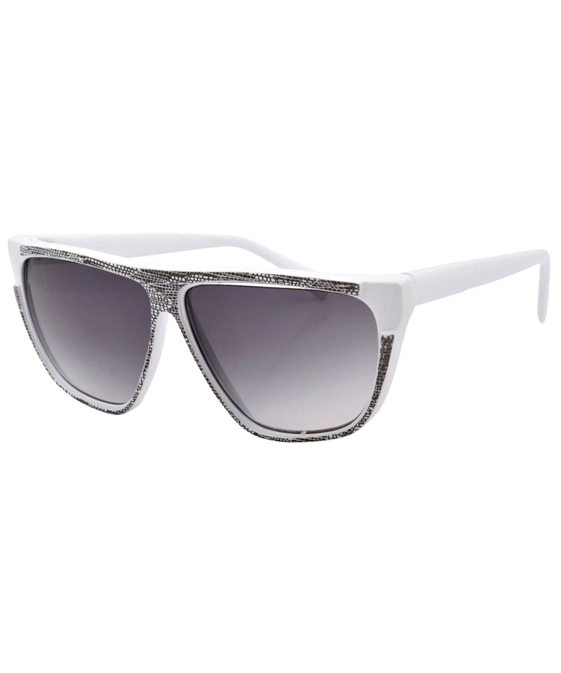 vl plus white sunglasses