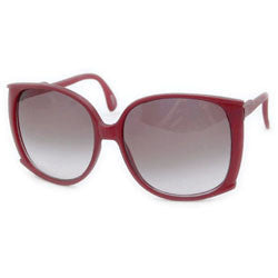 wally maroon sunglasses