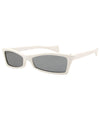 waters white sunglasses