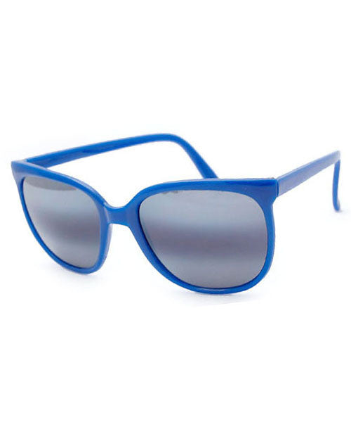 waves blue sunglasses