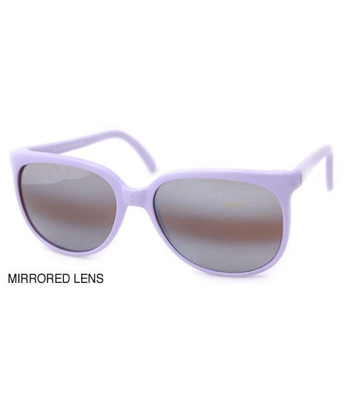 waves purple sunglasses