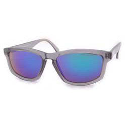 wax gray blue sunglasses