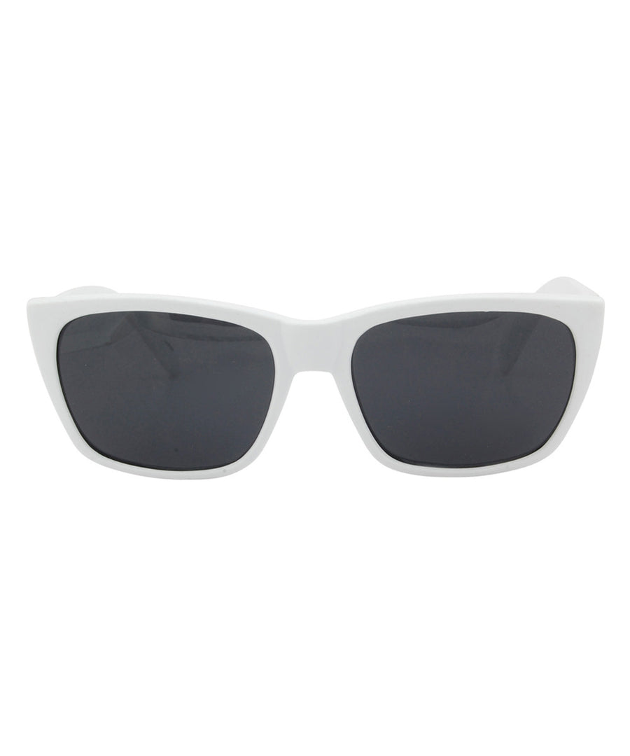 waygel white sunglasses