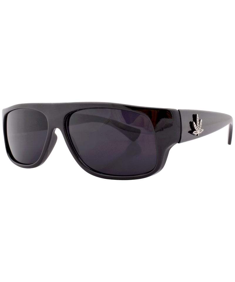 weedie black sunglasses