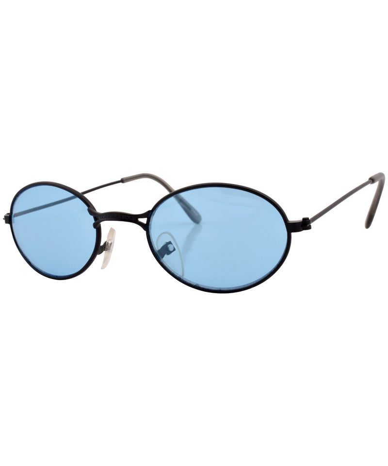 weenie blue black sunglasses