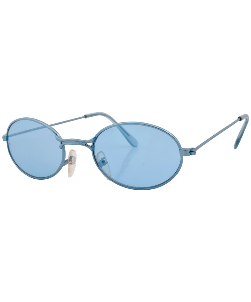 weenie blue blue sunglasses
