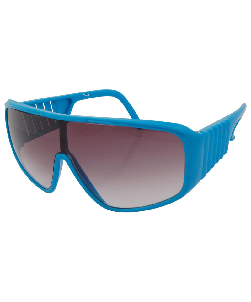 weiner blue sunglasses