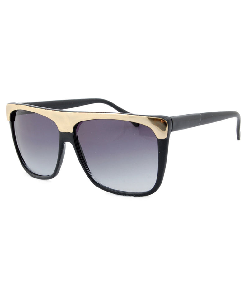 weston black sunglasses