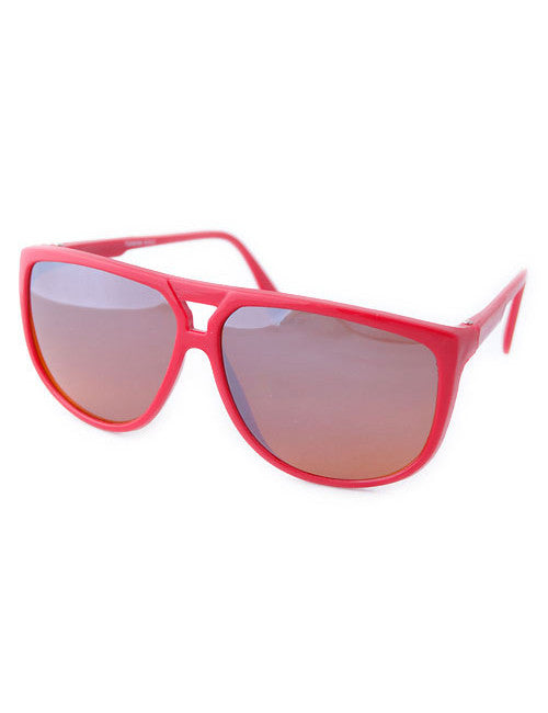 winkler red sunglasses