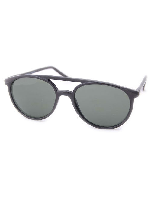 winters black sunglasses