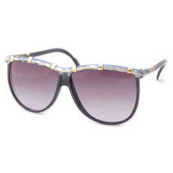 wishes black gray sunglasses