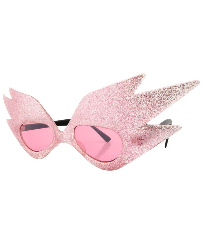 wonderment pink sunglasses