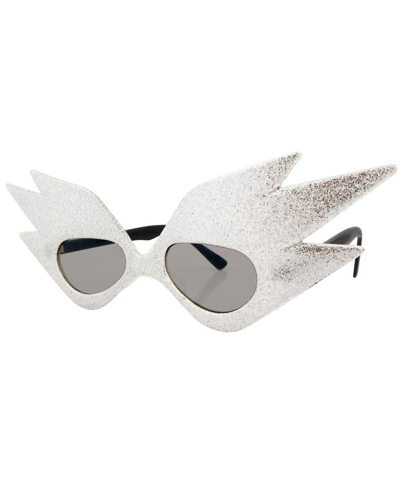 wonderment silver sunglasses