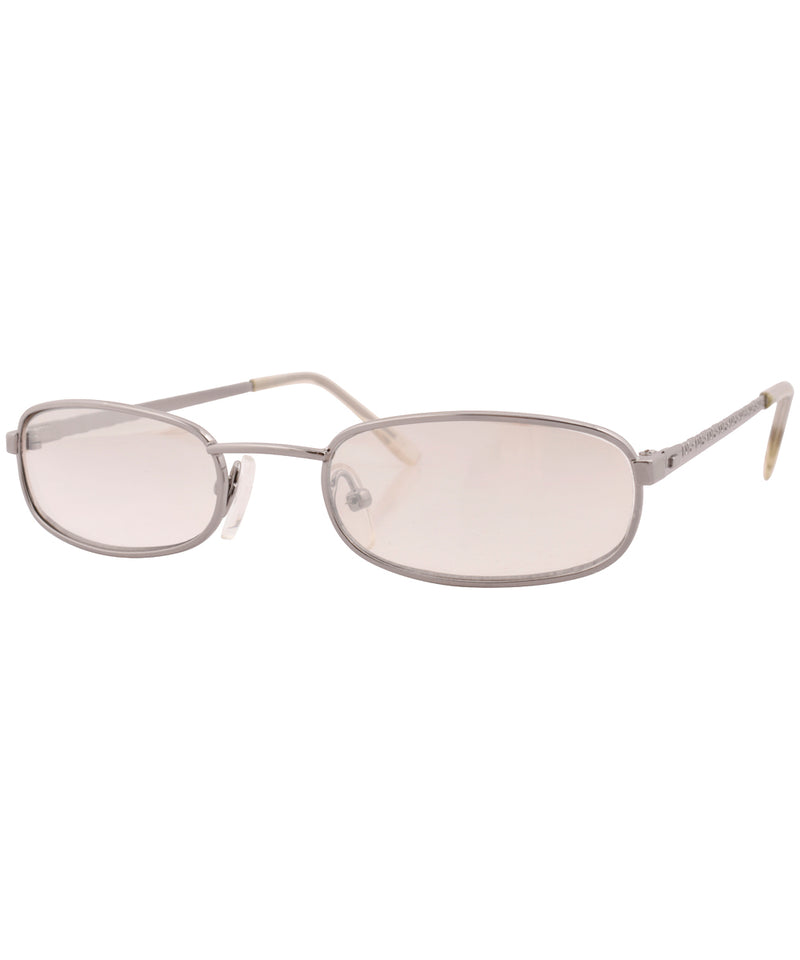 wowzer silver flash sunglasses