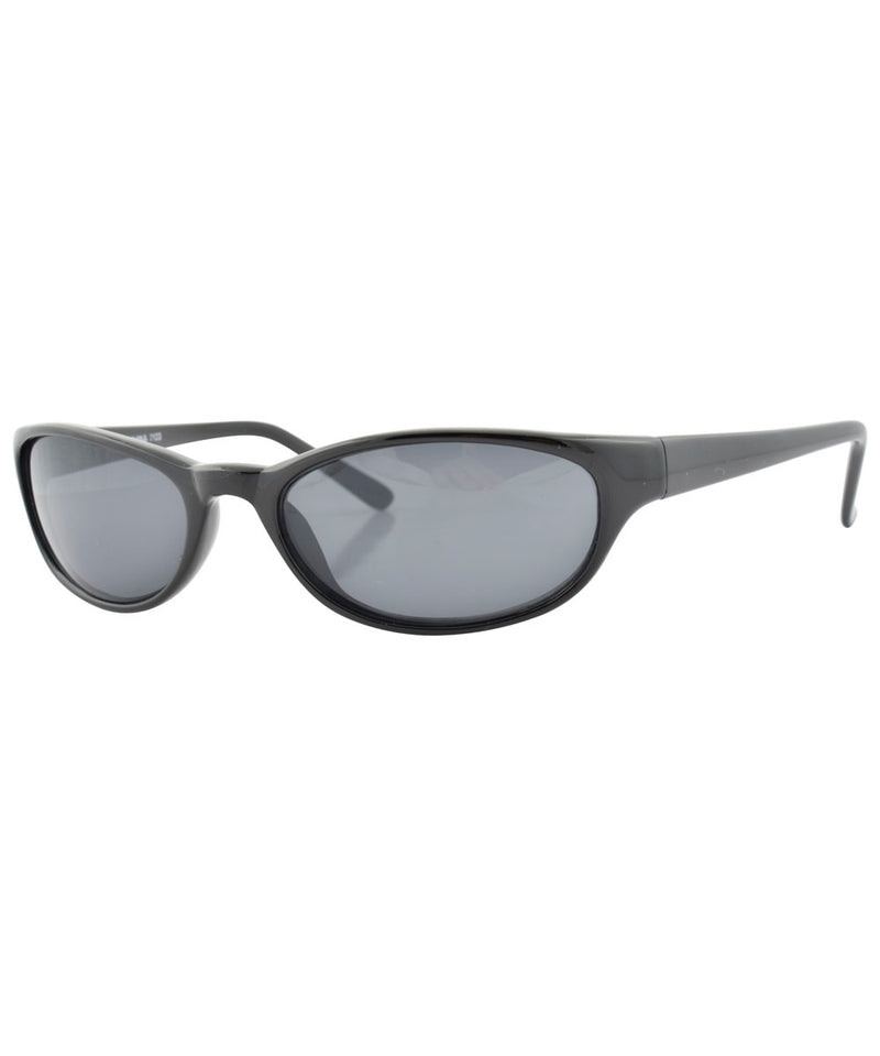 wrapped black sd sunglasses