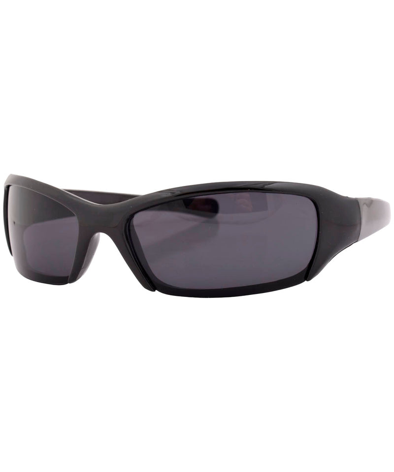 wurm black sunglasses