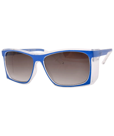 x ray crystal blue sunglasses
