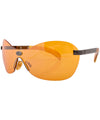 yesbian orange sunglasses
