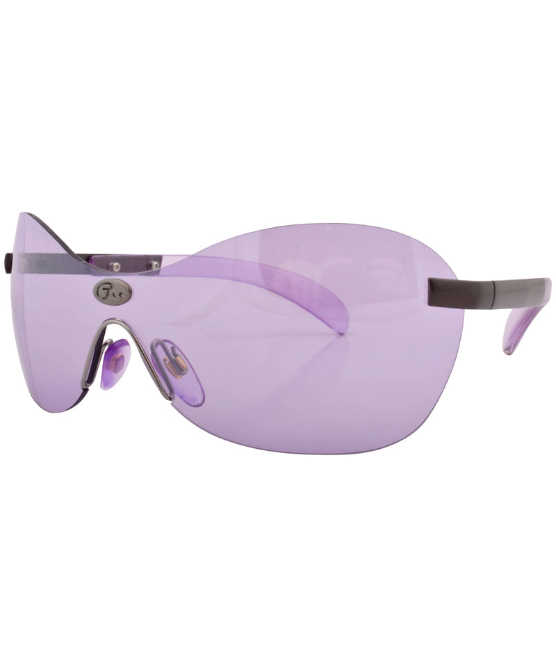 yesbian purple sunglasses