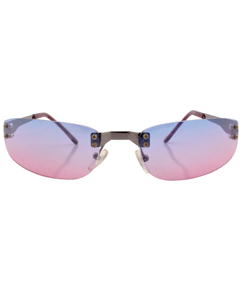 yowza blue pink sunglasses