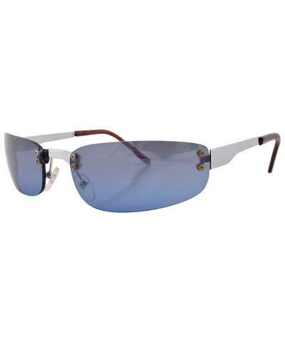 yowza midnight blue sunglasses