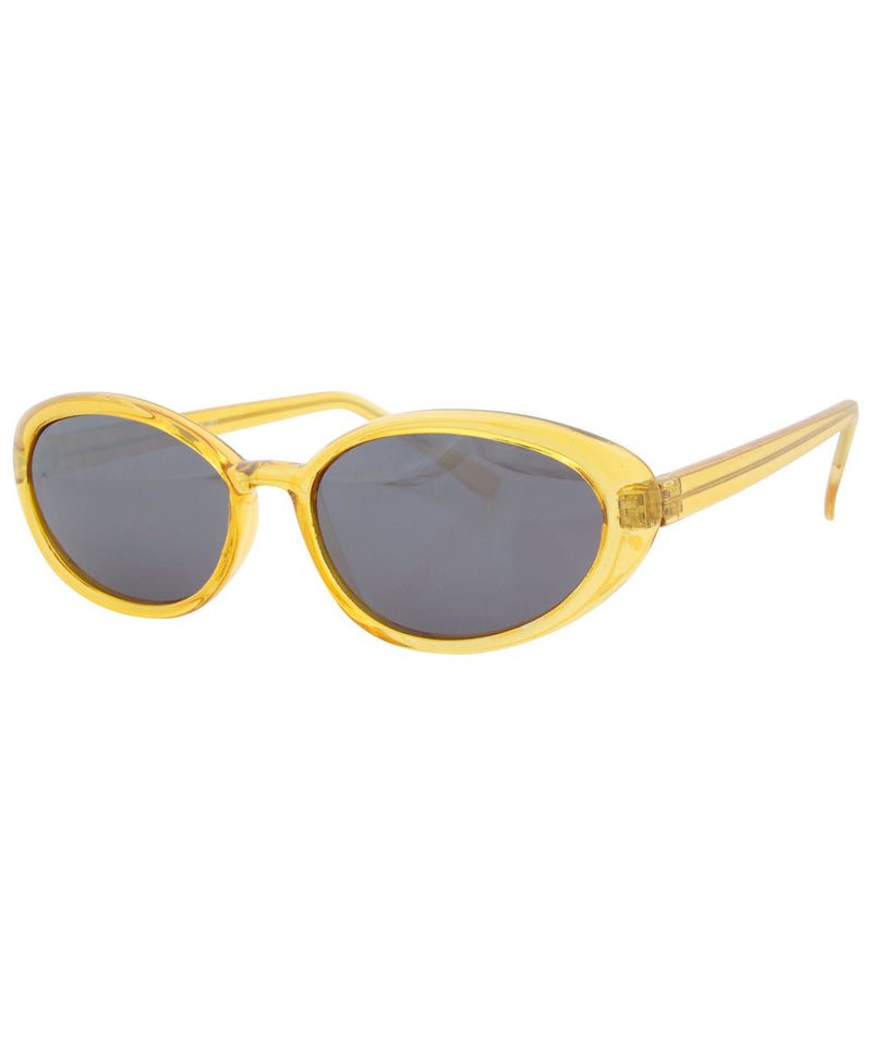 yummers yellow sunglasses